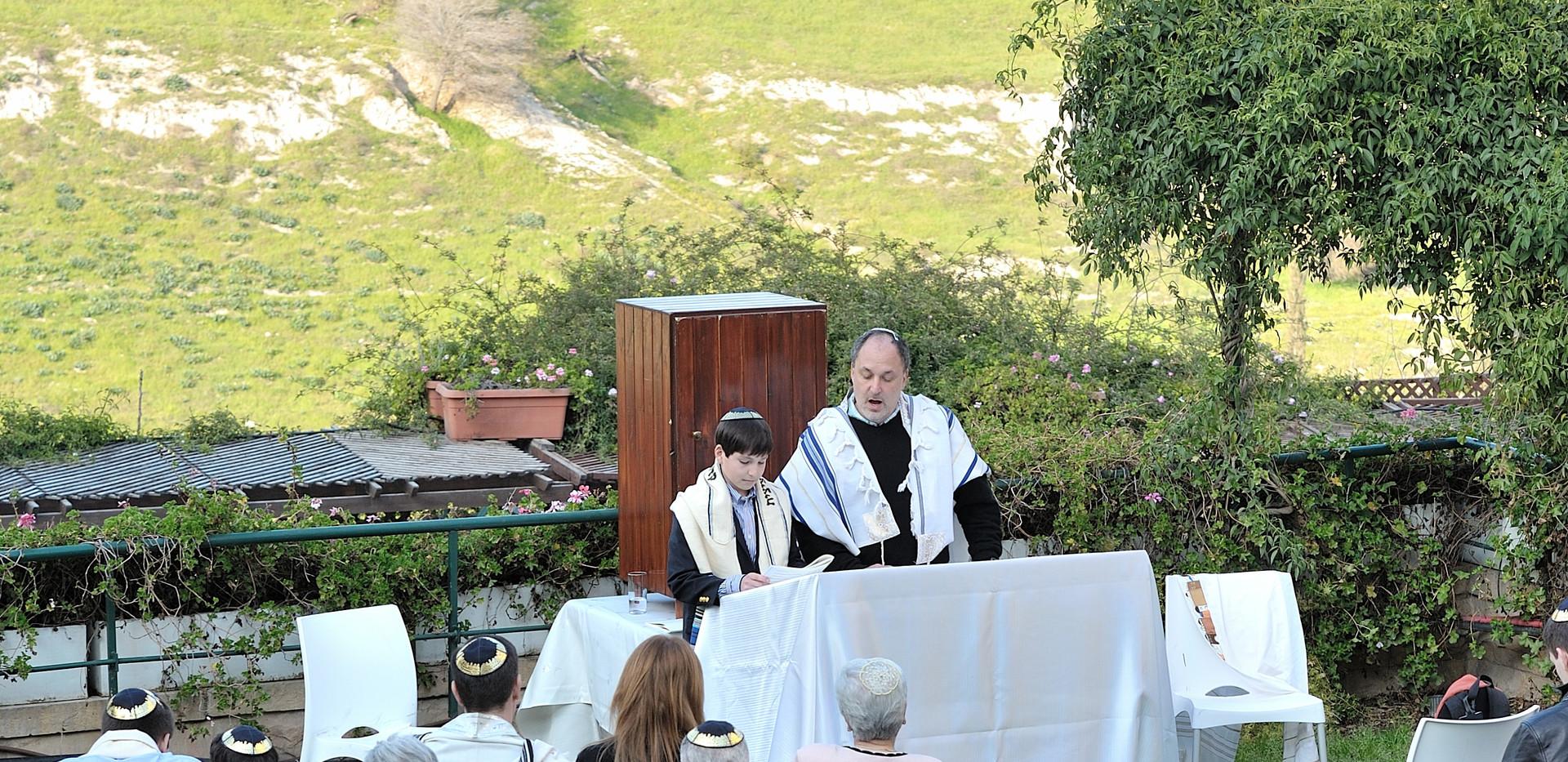 Mt Zion Hotel Bar Mitzvah