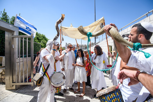 Bat Mitzvah in Jerusalem