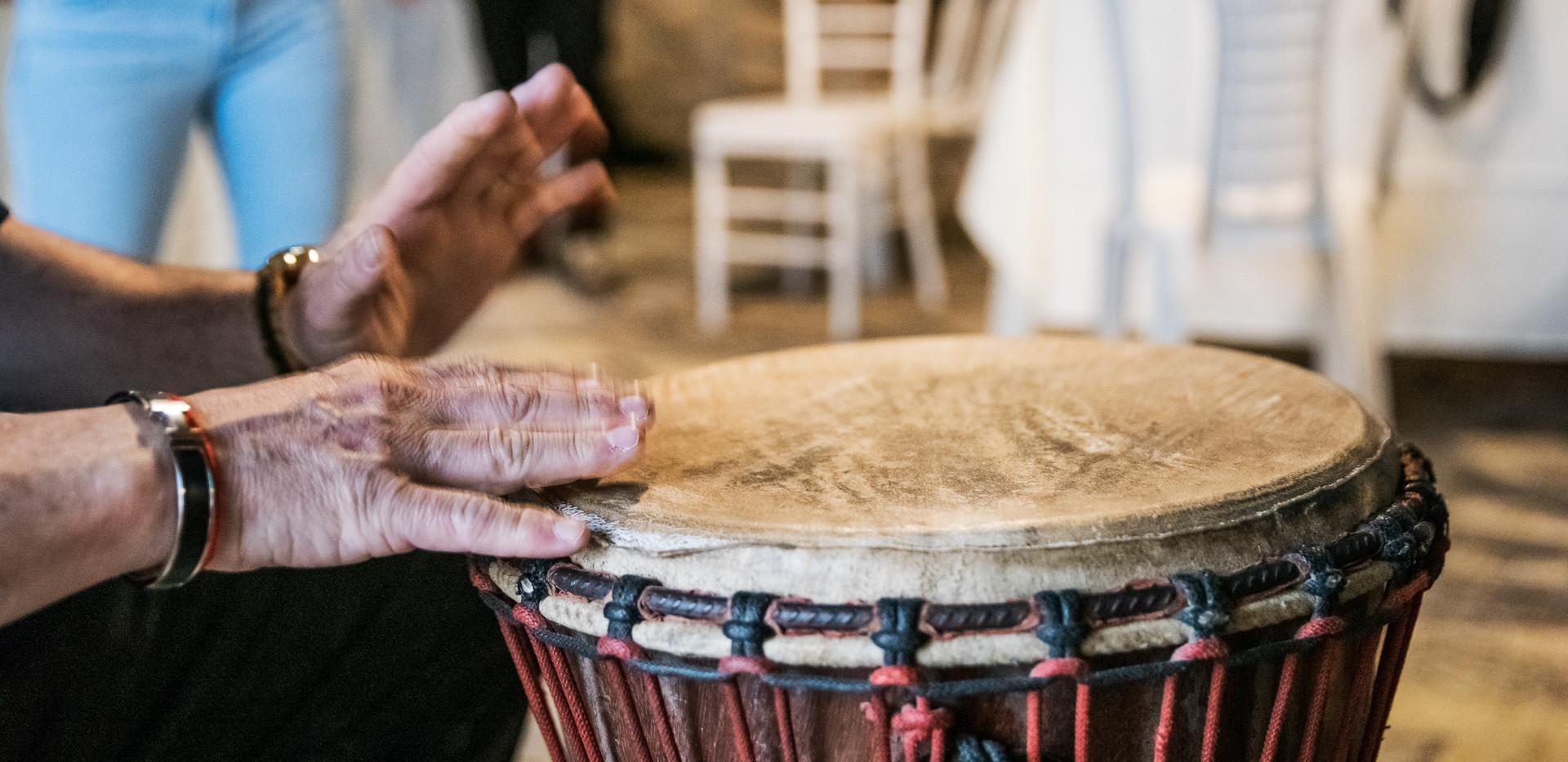 Jaman drums