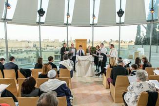 Bar Mitzvah at Beit Shmuel - Mercaz Shimshon