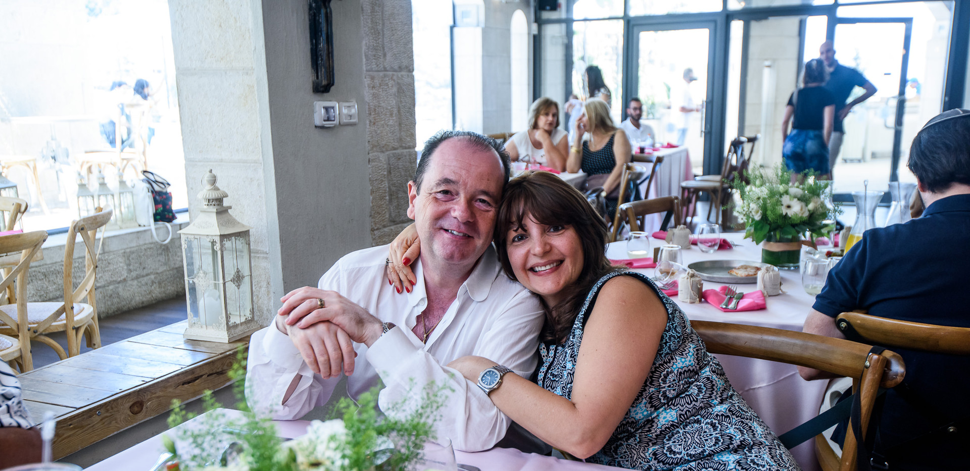 Guests at Teresa Event