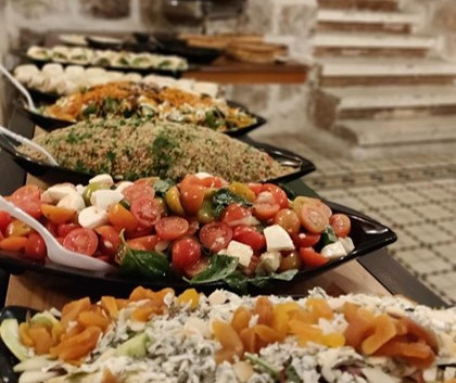 Catered Event at Wine Temple