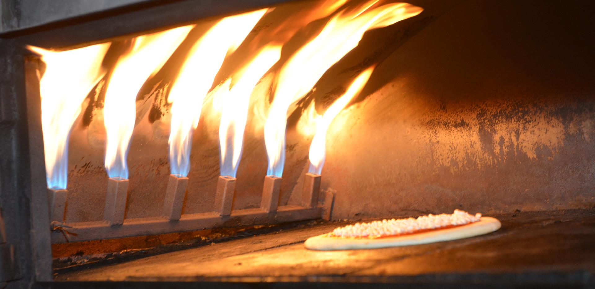 Pizza Oven at Terasa