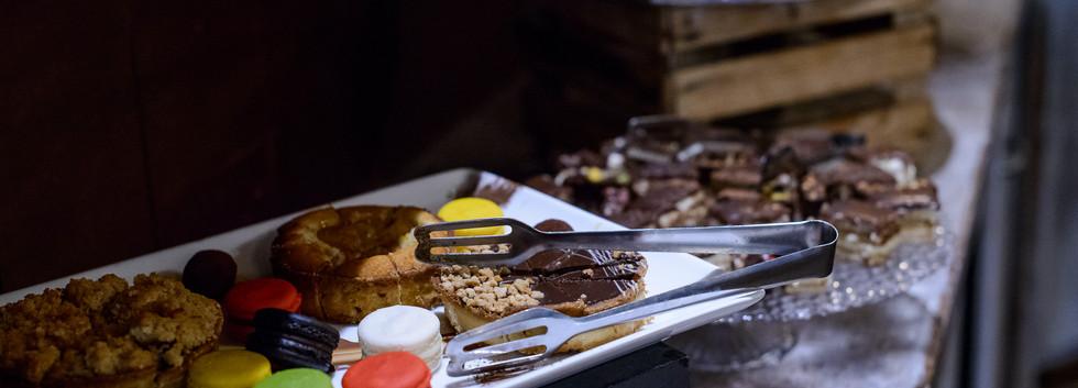 Desserts at Teresa