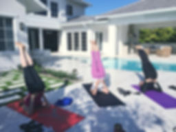 Girl's Weekend Special Event Yoga