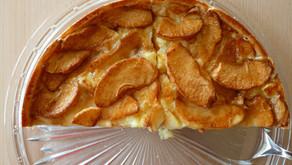 Tarta de manzana by GastroMadrid, la reina de las tartas