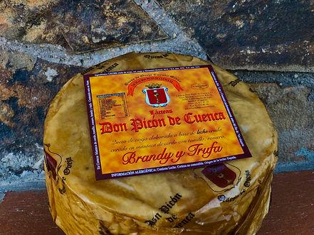 Don Picón de Cuenca (Mejores quesos España) - GastroMadrid