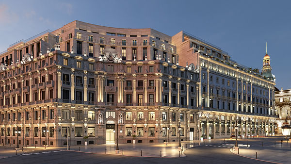 Four Seasons Madrid (Viajar) - GastroMadrid