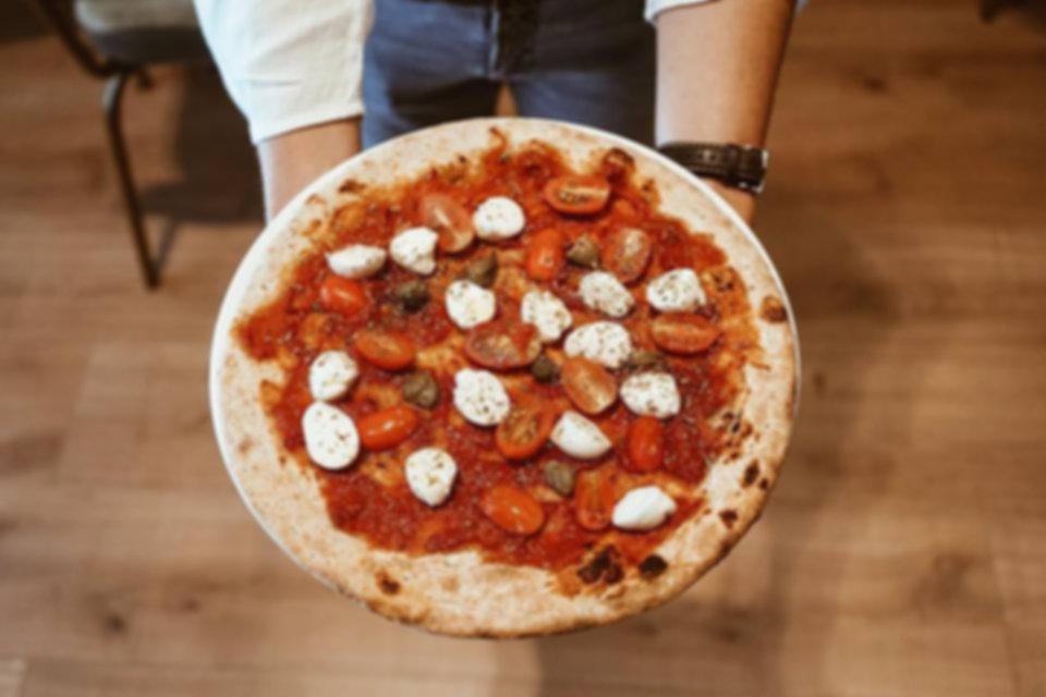 Araldo Arte del Gusto (Mejores pizzas Ma