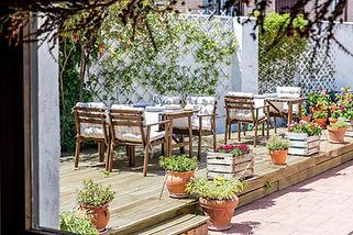 Casa Elena terraza (Restaurantes & Bares