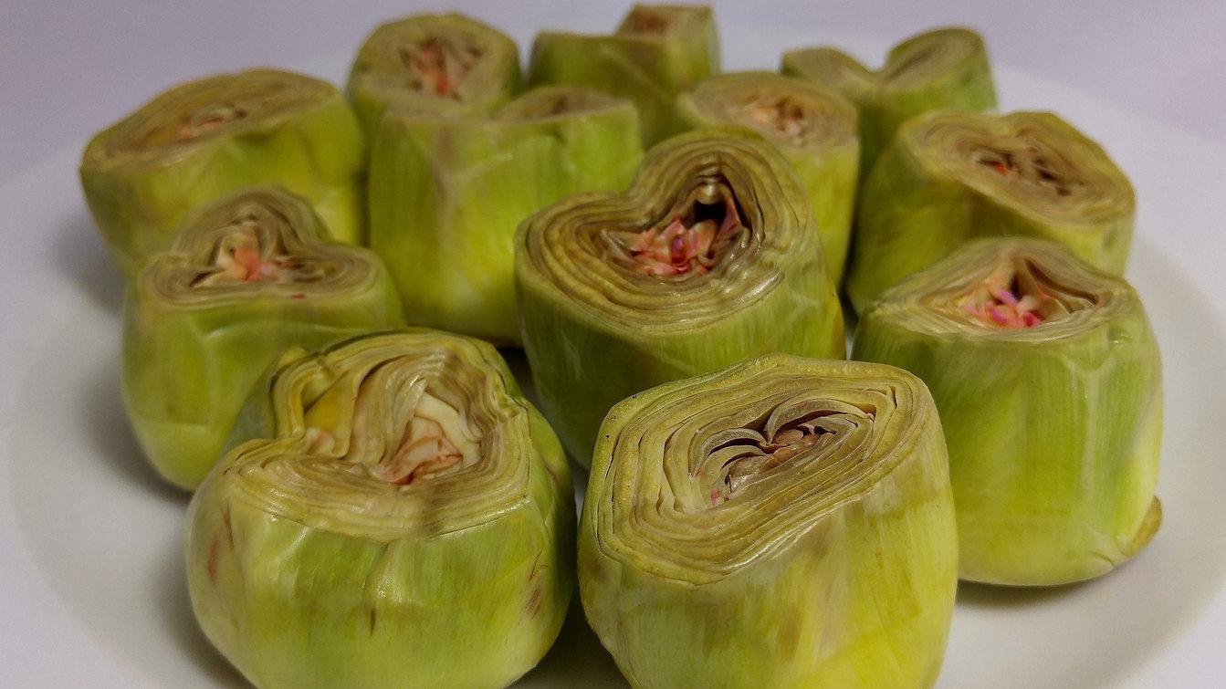 Portada (Mejores alcachofas España) - GastroMadrid