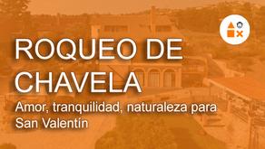 Amor, tranquilidad y naturaleza, San Valentín en Roqueo de Chavela