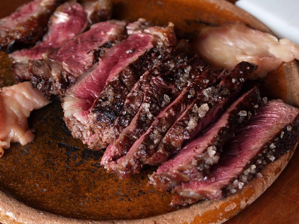 Chuleta Bodega El Capricho - GastroMadrid