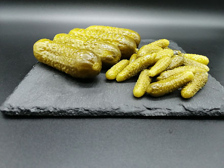 Aceitunas L. Aragón (Mejores pepinillos España) - GastroMadrid