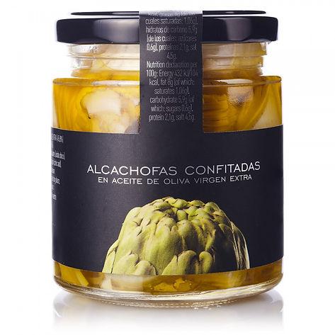 La Chinata (Mejores alcachofas España) - GastroMadrid