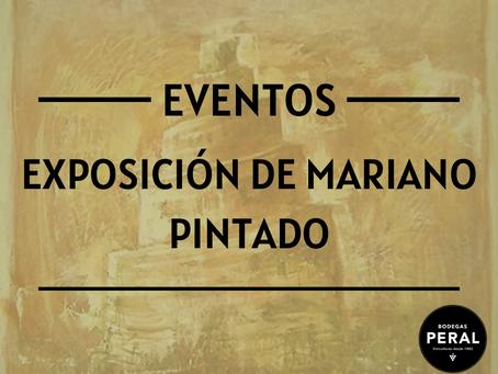 Exposición de pintura de Mariano pintado del 1 de mayo al 30 de junio