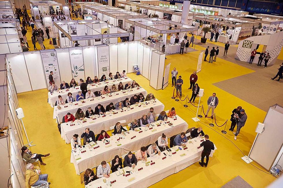 World Olive Oil Exhibition aplazamiento