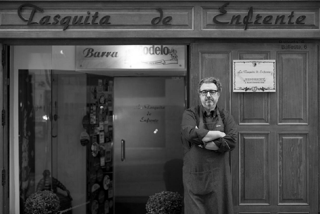 Vivencias de la cuarentena, Juanjo López (Restaurantes) - GastroMadrid