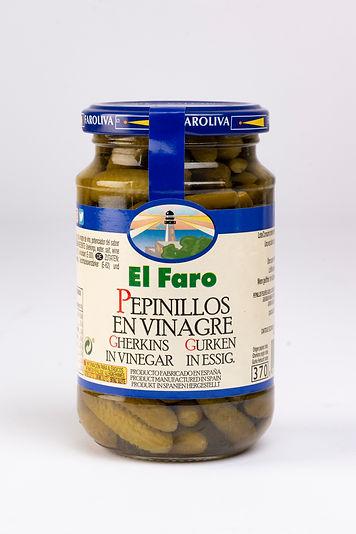 Faroliva (Mejores pepinillos España) - GastroMadrid