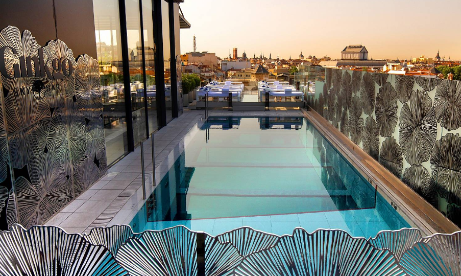 VP Plaza España Design (50 mejores hotel