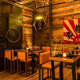 Yugo The Bunker (50 mejores restaurantes