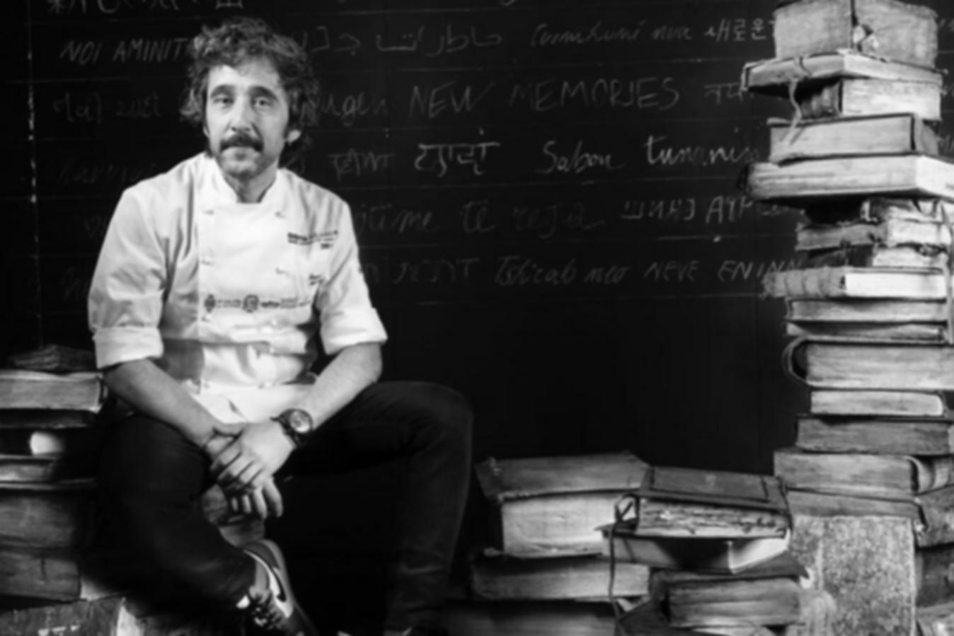 Vivencias de la cuarentena, Diego Guerrero (Restaurantes) - GastroMadrid
