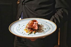 Candela Restaurante menú cerdo ibérico (