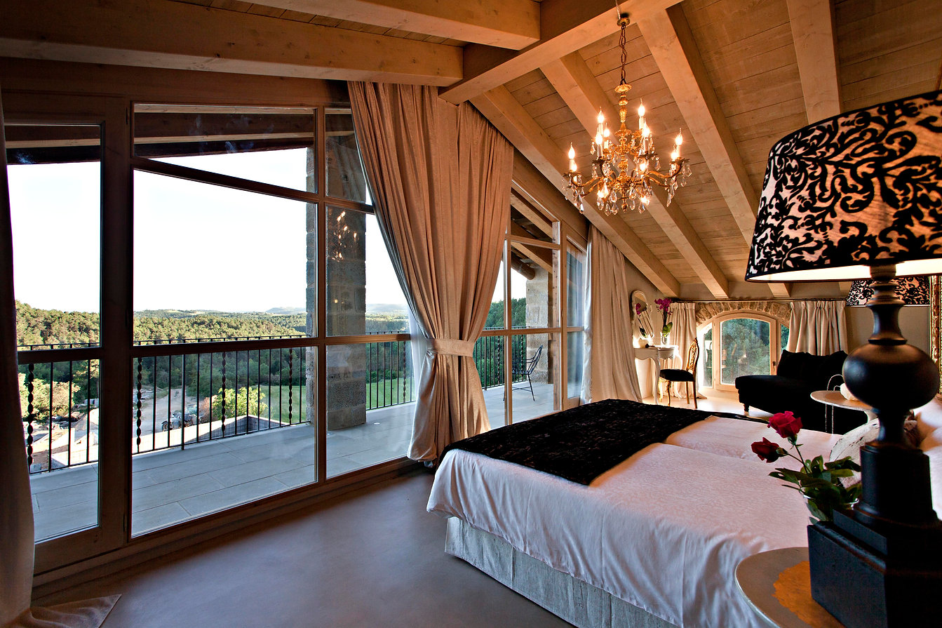 Hoteles verano 2020, La Vella Farga (Viajar) - GastroMadrid