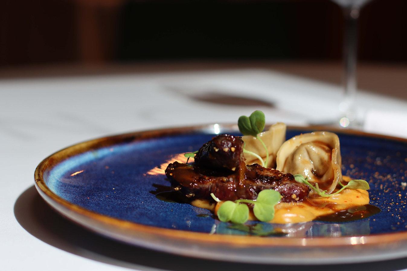 Salino menú caza (Restaurantes) - GastroMadrid