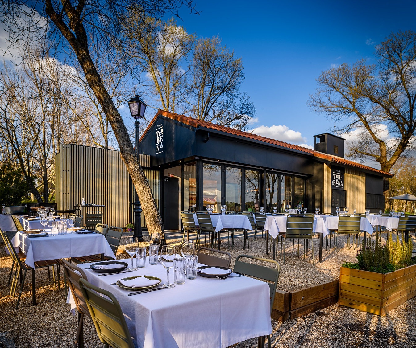 Villa Verbena (Restaurantes) - GastroMadrid