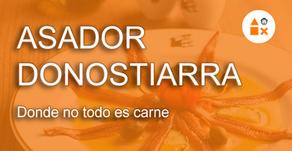 Asador Donostiarra, donde no todo es carne