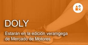 Las zapatillas Doly estarán en el Mercado de Motores en su edición veraniega