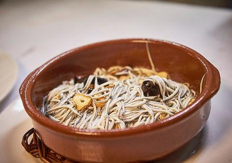 Angulas a la Bilbaína (O'Pazo) - GastroM