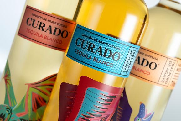 Tequila Curado Día del Margarita (Bodega