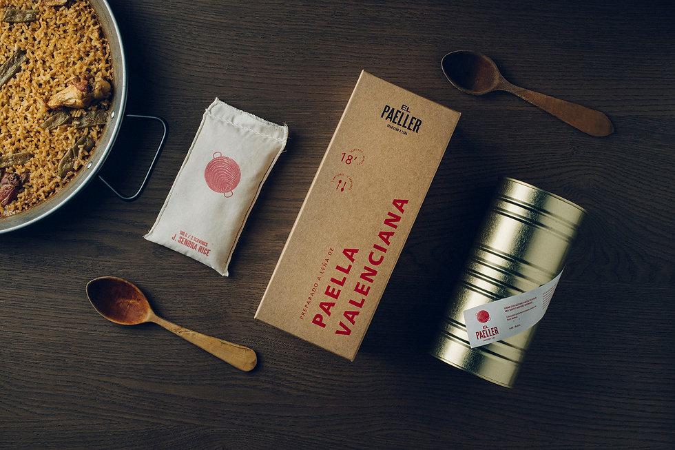 Paella valencina El Paeller - Productos del mes Julio 2021 (Despensa) - GastroSpain.jpg