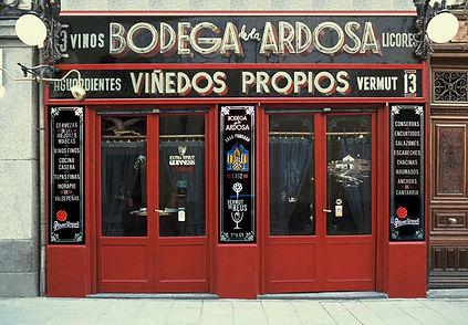 Bodega La Ardosa Bares Madrid (Restaurantes & Bares) - GastroSpain