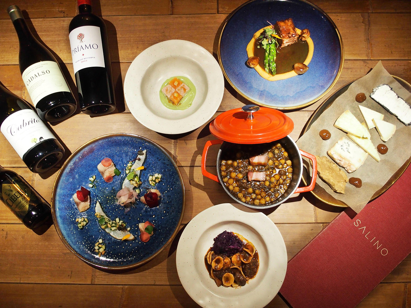 Salino Cómete Madrid II (Restaurantes) - GastroMadrid