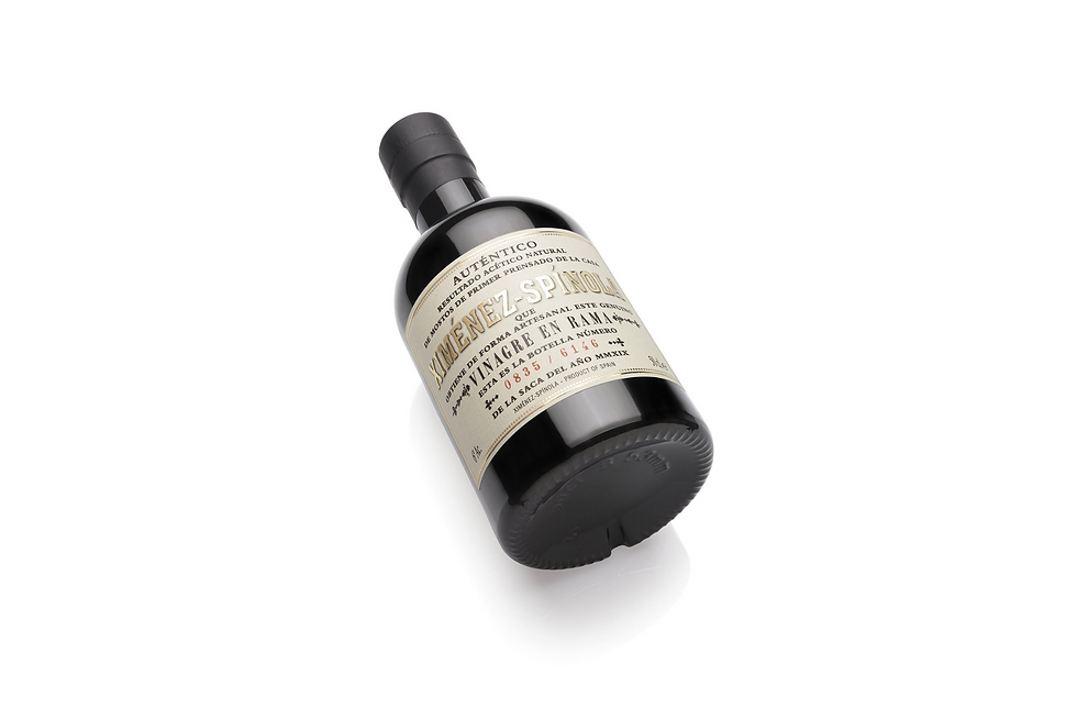 Vinagre en rama Ximénez Spínola - Produc