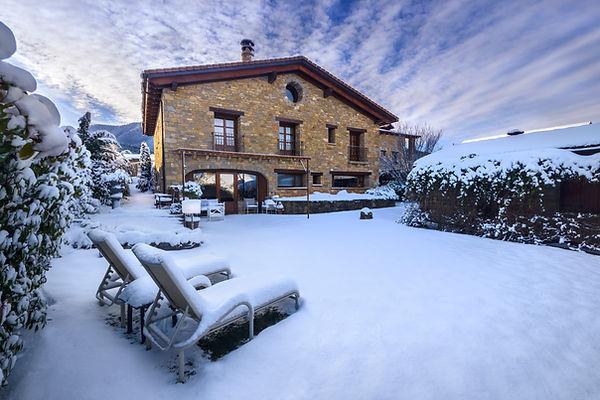 Hotel Barosse (Alojamientos rurales 2020) - GastroMadrid