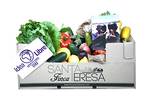 Finca Santa Teresa cajas solidarias (Fre