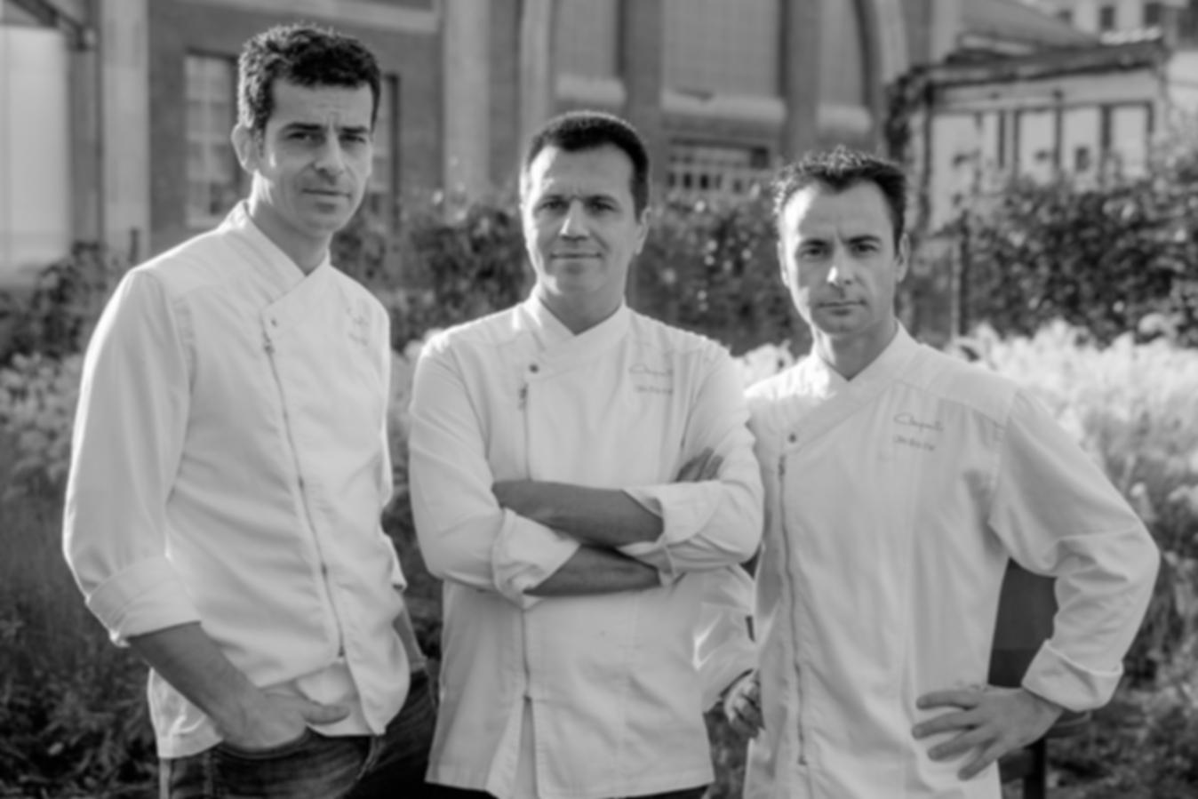 Vivencias de la cuarentena, Oriol Castro, Eduard Xatruch y Mateu Casañas (Restaurantes) - GastroMadrid