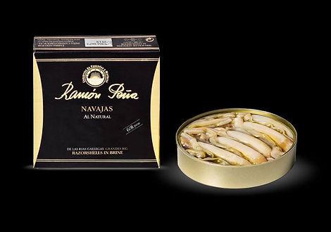 Ramón Peña (Mejores navajas en conserva de España) - GastroMadrid