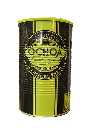 Ochoa (Mejores pepinillos España) - GastroMadrid