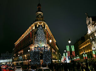 Four Seasons Hotel Madrid Navidad (Viaja
