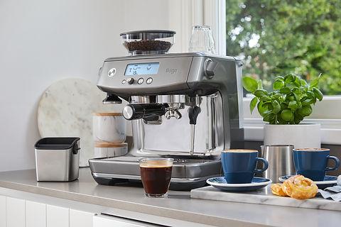 Sage Appliances cafeteras espresso vuelta a la rutina (Gadgets & Deco) - GastroMadrid (1).