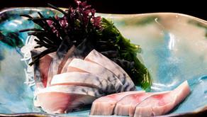 Sashimi de Caballa con Vinagre de Jerez by Ricardo Sanz, auténtica filosofía Kabuki