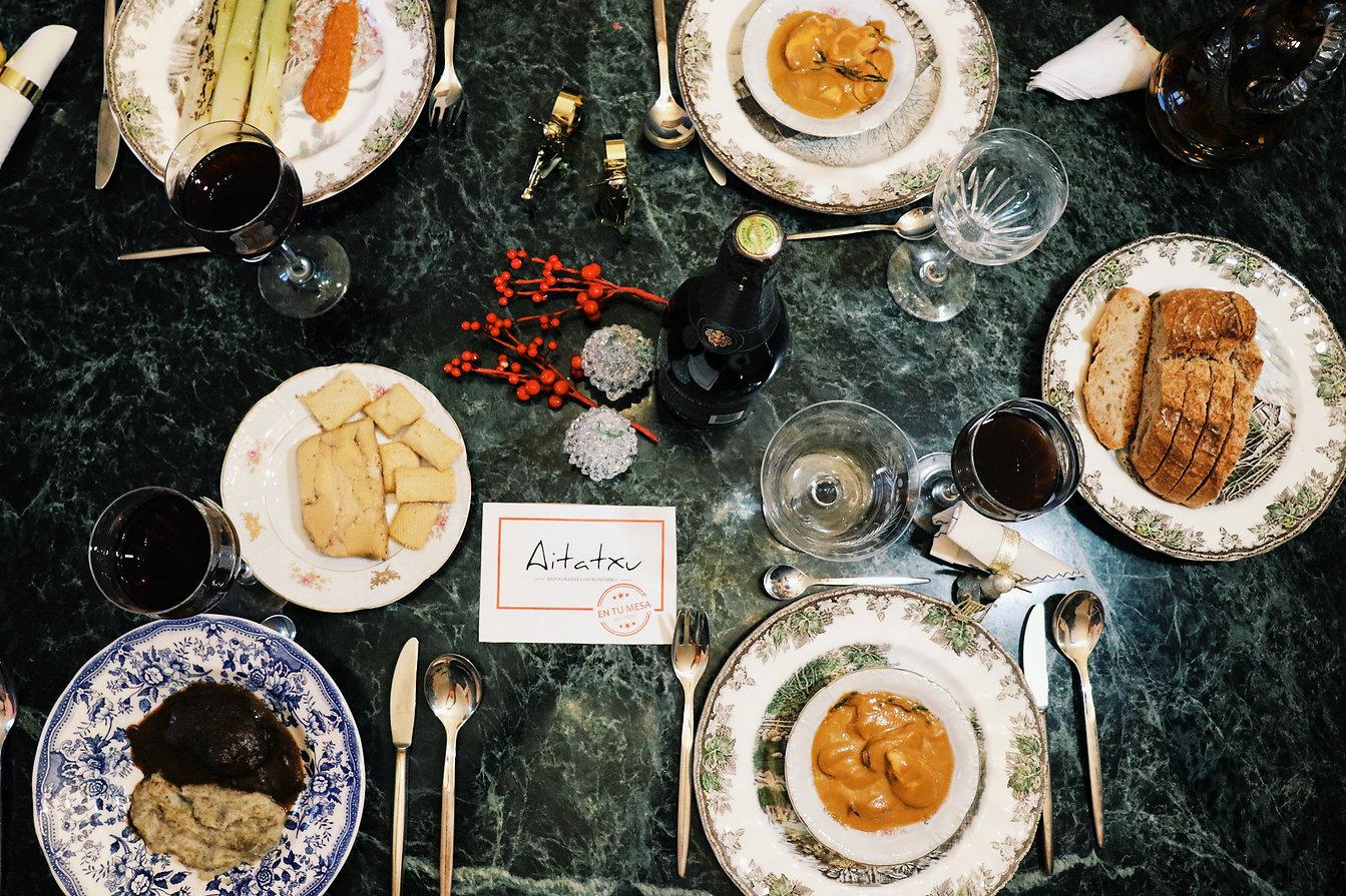 Aitatxu Navidad (Planazos GM) - GastroMadrid