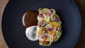 Cerdo en Chile pasado, cocina tradicional mexicana con toques contemporáneos by Quintonil