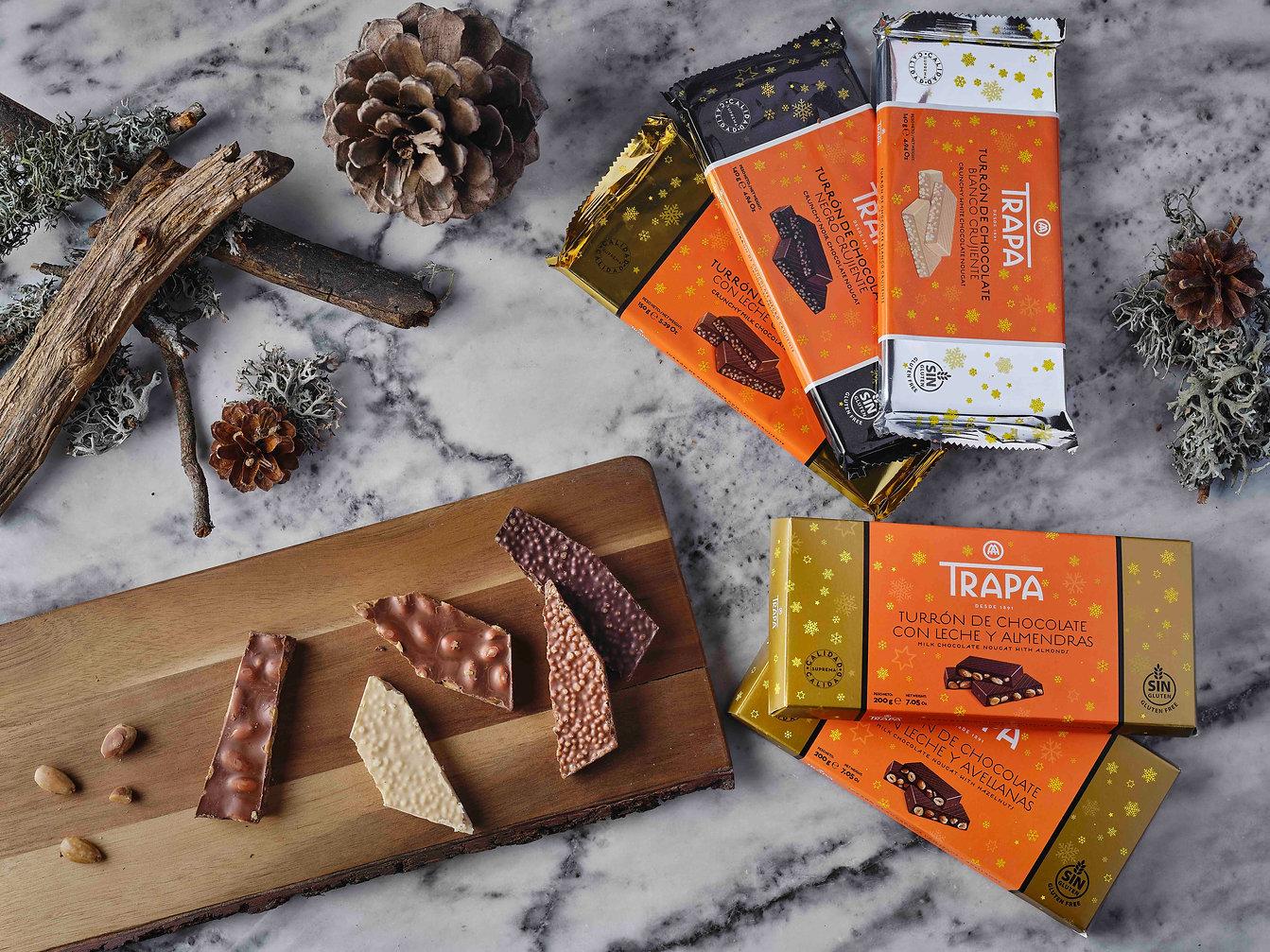 Turrón Trapa (Producto) - GastroMadrid
