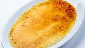 Crema de arroz con leche by Casa Gerardo